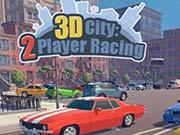 Город 3Д: Гонки на двоих