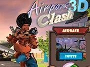 Аэропорт Клэш 3Д