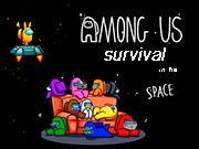 Амог Ас - Выживание в космосе
