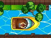 Course de bateau Deluxe