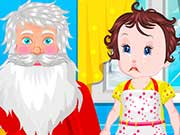 Малышка Лиси Дед Мороз