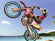 Гавайи Трасса трюки на мотоцикле