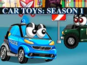 Машины игрушки: сезон 1