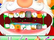 Дед мороз уход за зубами