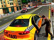 Парковка английского такси 3Д