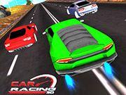 Extrême Course Automobile 3D