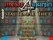 Огонь и Вода 4 в хрустальном храме