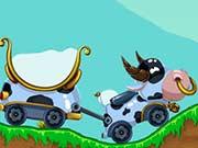 Milk Transport Car