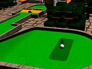 Мини-гольф мировой куб
