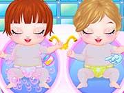Мои новорожденных близнецы