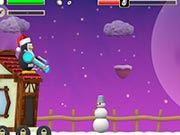 Битва пингвинов Рождество