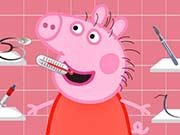 Свинка Пеппа операция на мозг
