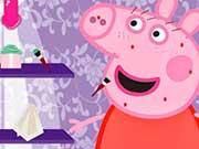Peppa Pig Facial Treatment