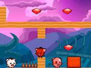 Pig Bros Adventure 3 Player