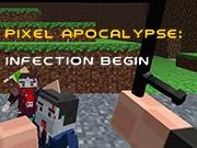 Pixel Apocalypse: Infection Begin