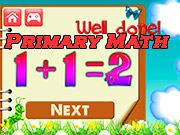 Первичная Математика