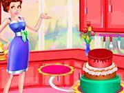 Принцесса Деде украшение сладкого торта