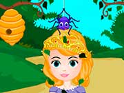 Princess Sofia Insects Sting