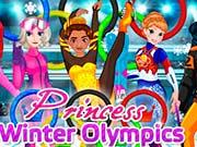 Зимние Олимпийские игры принцессы