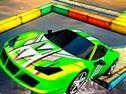 Трюки на гоночных машинах