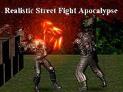 Realistische Straßenkampf-Apokalypse