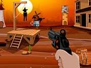 Подстрели грабителя