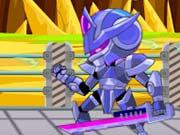 Дуэль бой роботов 3: зверь
