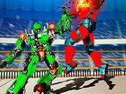 Роботы - Ожесточенные бои на ринге