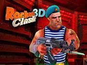 Рокет Клэш 3Д