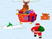 Беги Дед Мороз беги