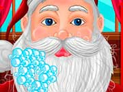 Уход за Дедом морозом на Рождество