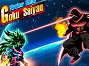 Bataille de l'ombre - Goku Saiyan