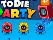Глупые способы умереть: вечеринка
