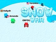 Guerre de neige