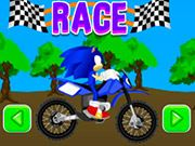 Sonic Motorcycle Adventure