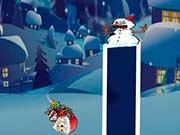 Супер Полет Деда Мороза за игрушками