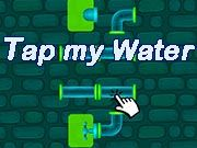 Коснитесь моей воды