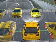 Водитель такси 3Д