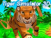 Simulateur de tigre 3D
