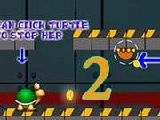 Черепаха на прогулке 2
