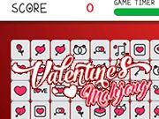 Valentine's Mahjong