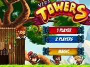 Вера Тауэрс - Защита башни