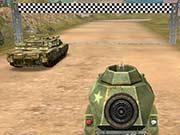 Воин танк 3D Гонки