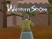 Западный берег онлайн
