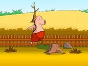 Когда свиньи убегают