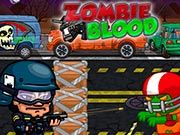 Зомби кровь